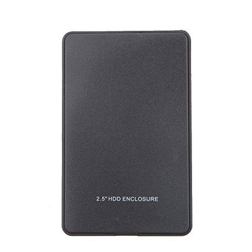 Externe Festplatte Gehäuse 6,3cm USB 2.0IDE tragbar Fall HDD -