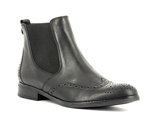 Gabor Damenschuhe 51.662.27 Damen Stiefel, Schlupfstiefel, Boots Schwarz (schwarz), EU 40,5