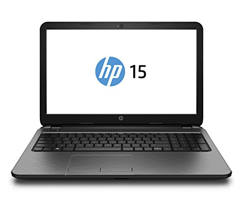 HP 15-r100nl Notebook, Processore Intel i7 Core, Memoria 4 GB di SDRAM, HDD SATA da 500 GB, Scheda Video nVIDIA GeForce 820M, Argento Pietra