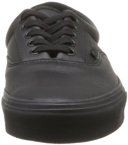 VansU Era - Basse Unisex - Adulto Noir (Matte Leather)