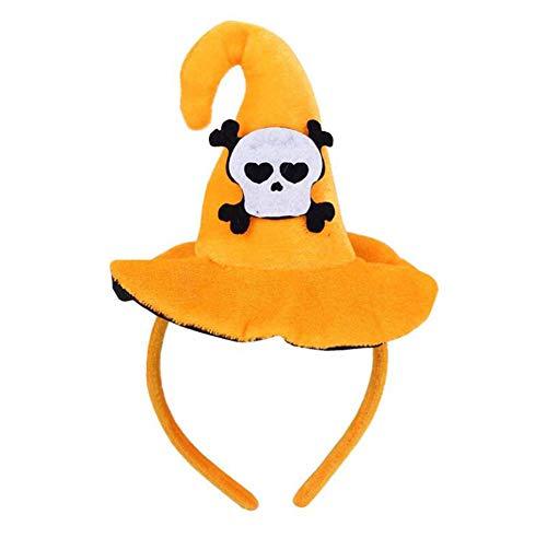 Halloween Headband Hair Hoop Cosplay À l'extérieur de Halloween Décorations, K4