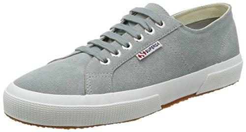 2750 Sueu, Sneaker Donna, Grau (Lt. Grey), 41 EU Superga