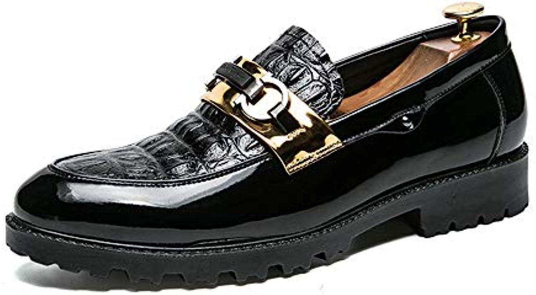 Xiaojuan-scarpe, Scarpe da Uomo Comodi Comodi Comodi perfette Punta rossoonda Antiscivolo E Resistente all' Slittamento della scivolata... | Molti stili  | Maschio/Ragazze Scarpa  4441bd