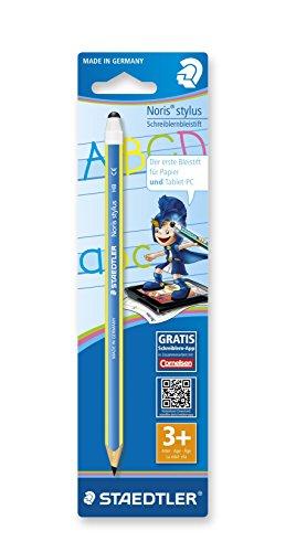 Staedtler 119203BKLV Vollminengrafitstift, Blau / Gelb
