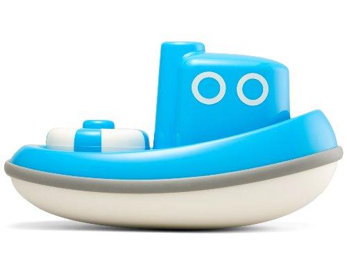 Kid O 1710361 - Schleppboot aus ABS-Kunststoff, blau