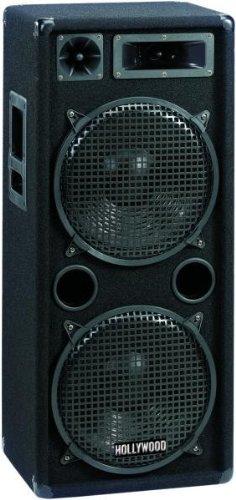 Musikerbox Party Disco DJ PA Lautsprecher 1000W Box Lautsprecherbox DJ-Pro 212 NUR 1 BOX