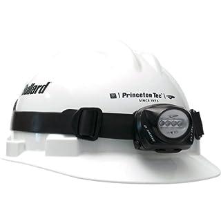 Princeton Tec Industrial Quad Headlamp Black