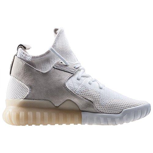 Adidas Originals Herren Tubular X Primeknit Sneaker Weiß