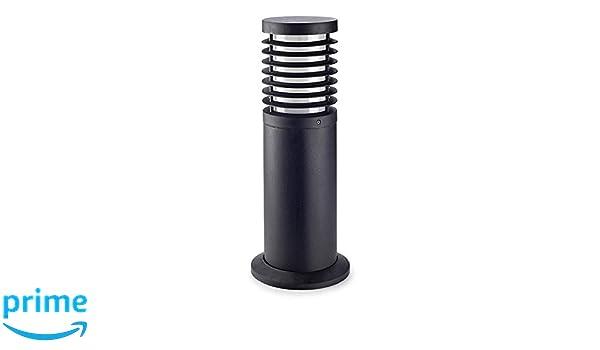 Leds-C4/NOTT Round Beacon Nott 23/W 50/mm Plastic Black//Transparent