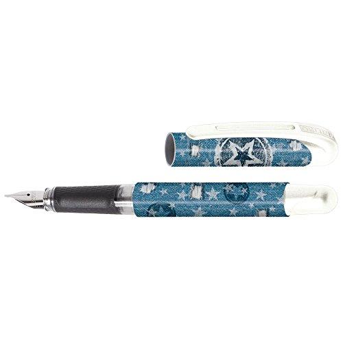 Online 12292/3D - Best Writer College, Kalligrafiefeder, 1,4 mm, 1 Stück, blau star