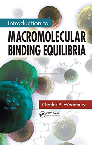 Introduction to Macromolecular Binding Equilibria (English Edition)