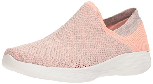 Skechers You-Inspire,Baskets Basses Femme, Beige (Nat), 39 EU (6 UK)
