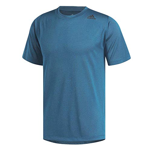 35a8cb84 adidas FREELIFT_Tech Fitted Climacool tee T-Shirt (Short Sleeve), Hombre,  Legend