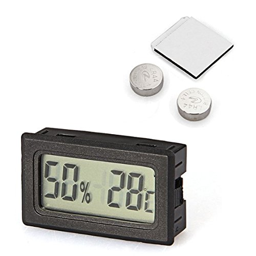 Digital Elektro Thermometer indoor outdoor LCD Display -20°C~+70°C