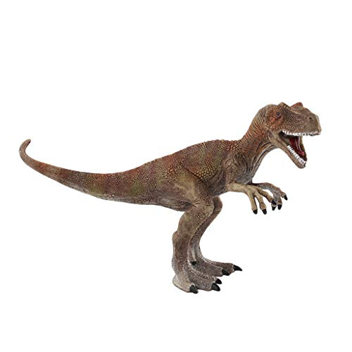 OHQ Educativo Modelo De Dinosaurio Simulado NiñOs Juguete Dinosaurio De Regalo Juguete AntiestréS