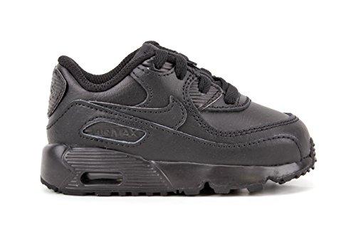 Nike Air Max 90 Ltr (Td), Chaussures mixte bébé Noir