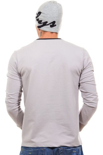 MCL Homme Hauts / Pullover Legacy Recovery Gris