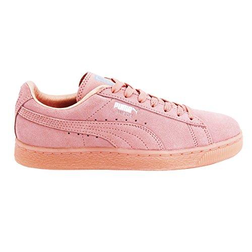 Puma Frau Sneakers Quotsuede Monoquot Gre 42 Rosa (Frau-puma-tennis-schuhe)
