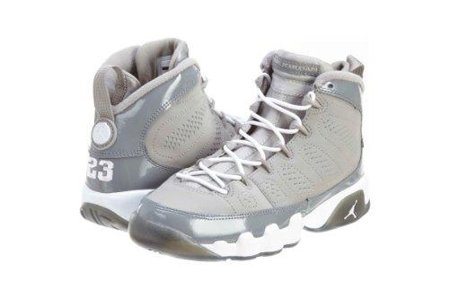 Nike Air Jordan 9 Retro medium grey/white-cool grey
