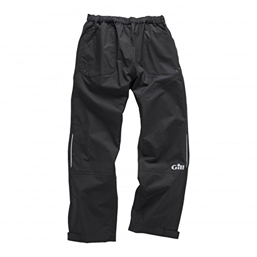 2017 Gill Inshore Lite Trousers Graphite IN32T