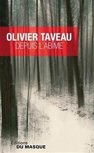 Olivier Taveau – Depuis l'abîme (2017) 41aNBHu0WuL._SX195_