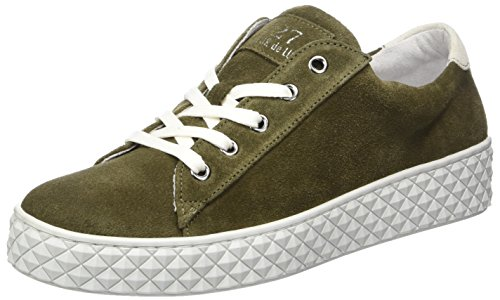 Cycleur de luxe Damen Albufeira High-Top Grün (Olive)