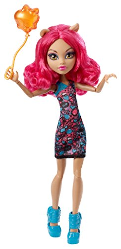 Monster High - Puppe Mercadillo Del Insti Howleen