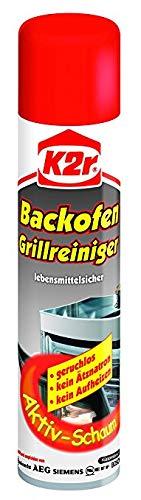 K2r® Backofen-Grillreiniger Spray, 3er Pack (3 x 300 ml)