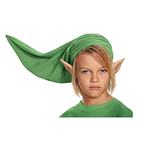 Legend of Zelda Link Child Costume Kit One Size (Link-legend Of Zelda-kostüm Uk)