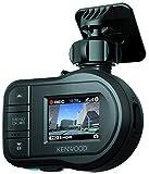 Kenwood DRV-430 Full-HD-Dashcam mit integriertem GPS und Fahrassistenzsystem Schwarz