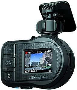 Kenwood Drv 430 Full Hd Dashcam Mit Integriertem Gps Und Fahrassistenzsystem Schwarz Navigation