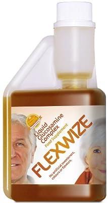 Flexwize Liquid Glucosamine Complex 275ml
