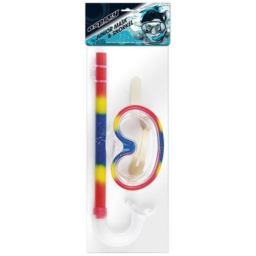 Preisvergleich Produktbild Osprey Kinder / Junioren mehrfarbig Maske und Schnorchel-Set farbig sortiert 1 aufgenommen zufällig