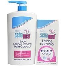 SEBAMED BABY LECHE CORPORAL 750 ML. + 200 ML DEREGALO