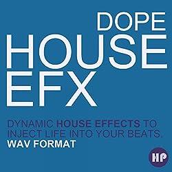 Dope House EFX de Hanky Panky Samples presenta efectos de la casa edificantes y descendentes que incluyen desgloses, barridos, ruidos, pitidos, impactos y mucho más en el interior.  Download