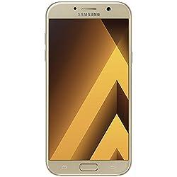 Samsung SM-A320FZDNDBT Galaxy A3 (2017) Smartphone - Écran Tactile 12,04 cm [4,7-Pouces] Mémoire 16 Go Android 6.0 - or [Import Allemagne]