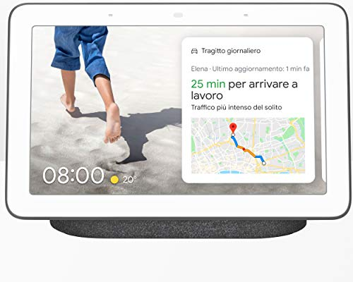 Google NEST HUB Sistema Home Audio