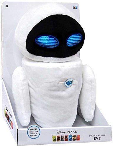 "Disney Pixar-Wall E \""Cuddle N Talk 12 Zoll-Plüsch Figur Eve"