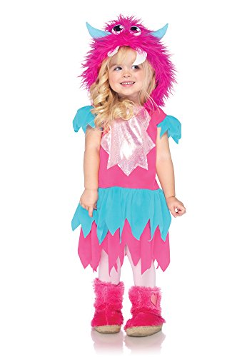 LEG AVENUE C28173 - Sweetheart Monster Kinderkostüm, 2-teilig, -