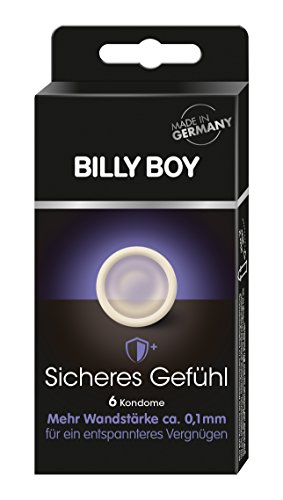 Billy Boy Sicheres Gefühl - 6er Pack Kondome