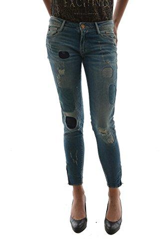 Le Temps des Cerises -  Jeans  - Donna blu 33