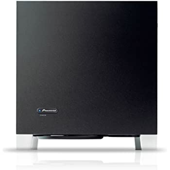pioneer s 21w aktiv subwoofer elektronik. Black Bedroom Furniture Sets. Home Design Ideas