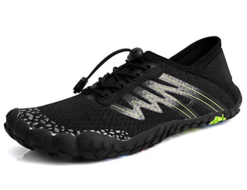 SINOES Sandalias Primavera Verano Unisex Adulto Zapatos de Playa,Zapatos para Deportes acuáticos,Calcetines...