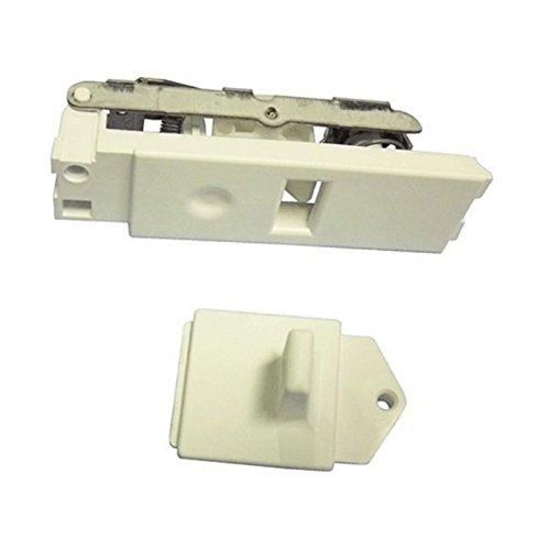Pestillo cierre puerta secadora Indesit CUADRADO C00257618