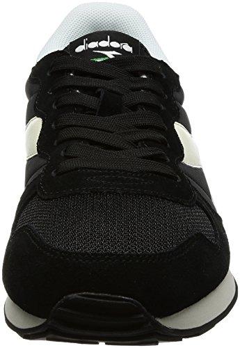 Diadora Camaro, Sneaker Man Noir (noir / Blanc Soupir)