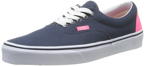 Vans U Era - Baskets Mode Mixte Adulte Bleu (Heel Pop Dres)