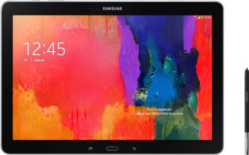 Samsung Galaxy Note Pro P905 30,98 cm (12.2 Zoll) Tablet (2,3 GHz Quad Core, LTE, 32GB Speicher, 8 Megapixel Kamera, 2 Megapixel Frontkamera, S-Pen) schwarz