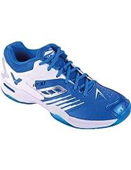 eac2029c23bb4 Victor - Zapatillas de bádminton de Sintético para Hombre Azul ...