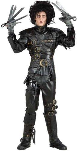 Generique - Edward mit den Scherenhänden-Kostüm für Erwachsene - Mit Den Scherenhänden Kostüm
