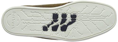 Boxfresh Sparko Prem, Sneaker basse uomo Dark Kaki (Dark Kaki (Yellow))